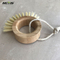 Kitchen cleaning bamboo naturals dish washing brushes scrub brush with ring handle