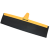Solid Natural Recycled PP Material and EVA Rubber Head Floor Wiper