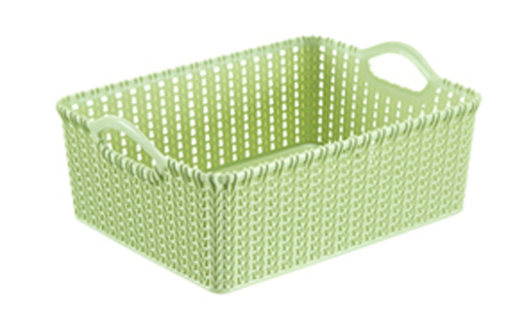 Good Quality Kitchen Vegetable/Sundries Storage Basket With Handle
