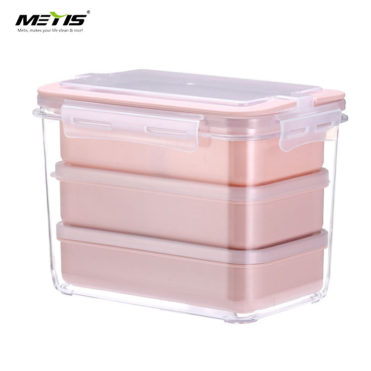 Microwave Lunch Box For Kids Portable Leakproof School Bento Box Children Food Container Box