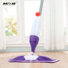 Floor Mop with Integrated Spray and Included Refillable 600Ml Capacity Bottle and Reusable Microfibre Pad