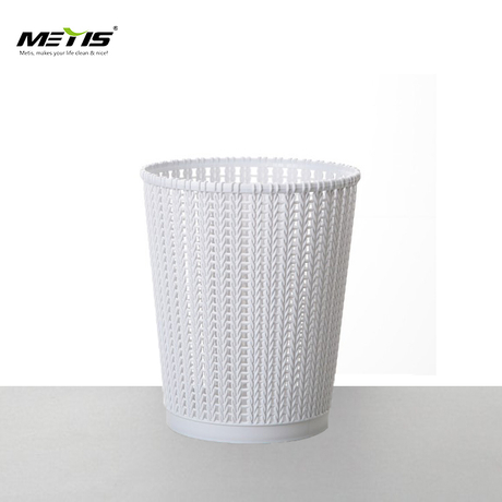 Lobby A8002-1 office Hollow small paper plastic garbage storage bins