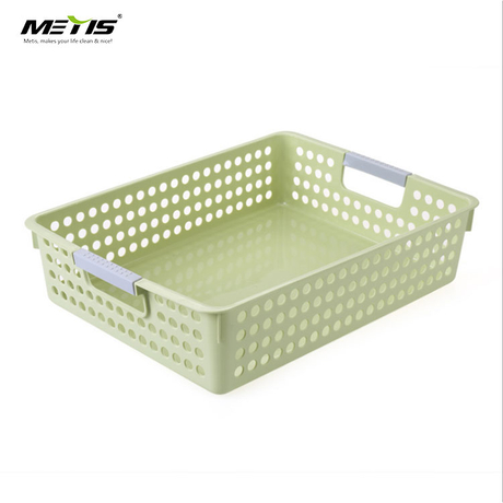 Hot sale wall kitchen fruit vegetable bathroom debris rattan storage basket container tool