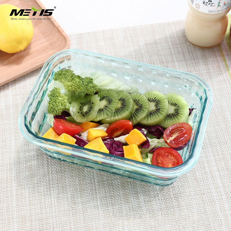 good selling japan style Food Fridge Storage Box Reusable Food Container for Kitchen