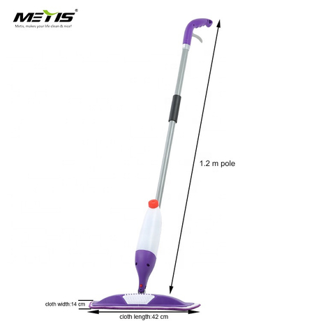 Hot sell spray Mop Household Items Hand Flat Mop Dust Spray Mop With Magic Mob Head