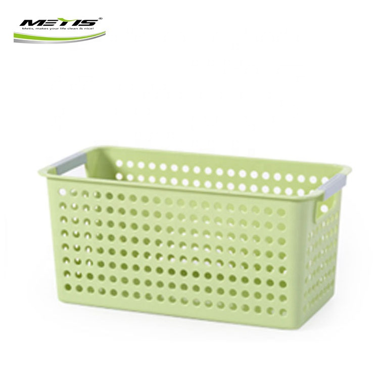 Promotion pp portable ball bath toy organizer storage basket