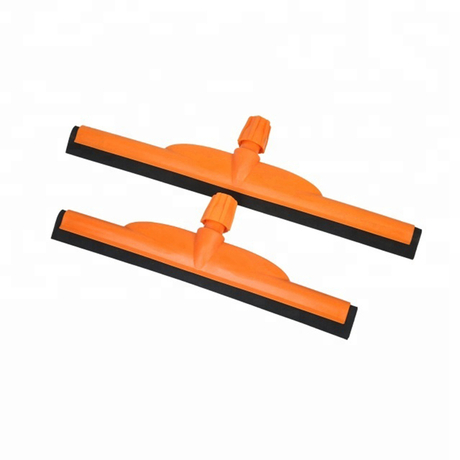 High quality plastic white foam rubber floor squeegee blade