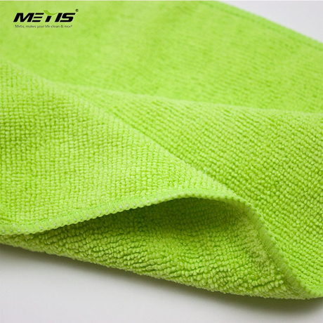 NO.A1001 Streak & Lint Free Household Cleaning Thick Microfiber Cloth mini cleaning cloth for kitchen