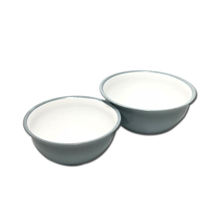 Household Pretty PP Salad Bowl With Transparent Lid
