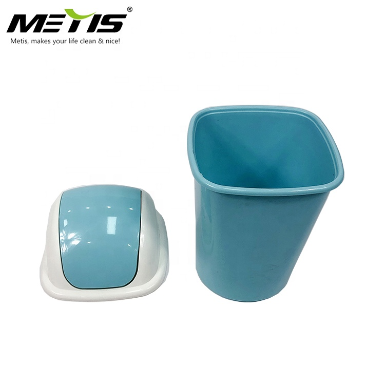 Manufacturer wholesale price Eco-friendly Office desktop mini trash can use for school